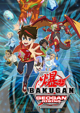 Search netflix Bakugan: Geogan Rising